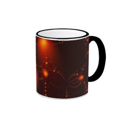 asteroides taza de café