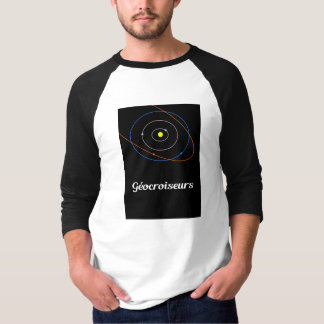 Asteroids near-earth objects T-Shirt