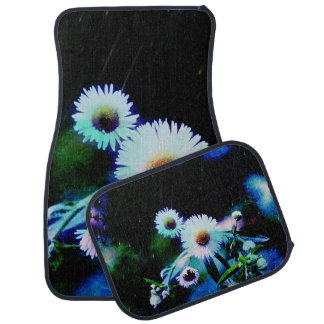 Asters Aglow Car Mats