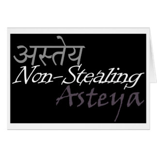 Asteya Card