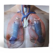 Asthma 3 Ring Binder