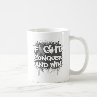 Asthma Fight Conquer and Win Mug