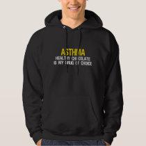 Asthma Hoodie