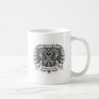 Asthma Hope Love Cure Mug