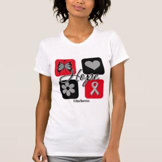 Asthma Hope Love Inspire Awareness Tee Shirt