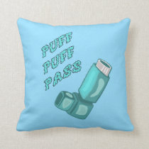 Asthma Inhaler Pillow