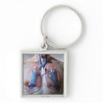 Asthma Keychain