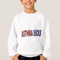 Asthma Sucks Sweatshirt