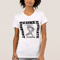 Asthma Support Advocate Cure T-Shirt