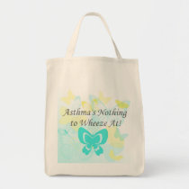 Asthma's Nothing to Wheeze At Organic Grocery Tote