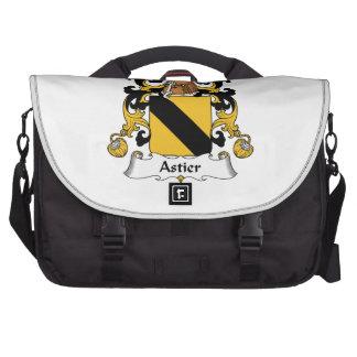 Astier Family Crest Laptop Computer Bag