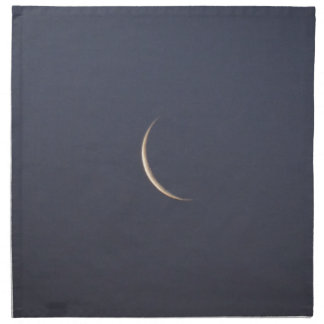 Astilla de la luna servilletas de papel