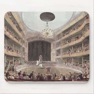 Astley's Amphitheatre from Ackermann's Mouse Pad