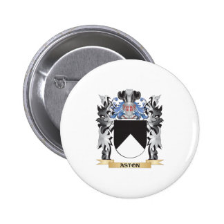 Aston Coat of Arms - Family Crest 2 Inch Round Button