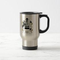 Aston Family Crest Mug