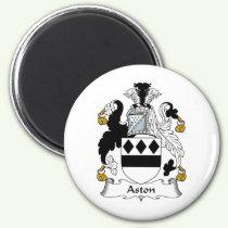 Aston Family Crest Magnet