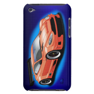 Aston Martin racing car. Barely There iPod Cover