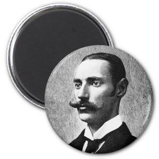 Astor IV ~ John Jacob Capitalist Inventor 2 Inch Round Magnet