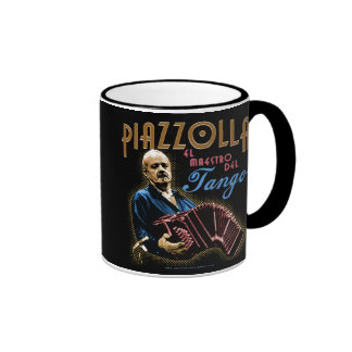 Astor Piazzolla Taza