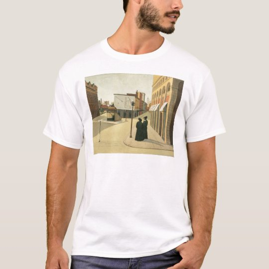 Astor Place, New York circa 1932 T-Shirt