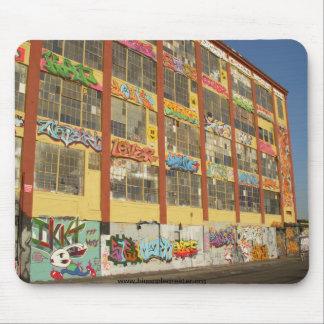 Astoria/ Long Island City Warehouse Mousepad