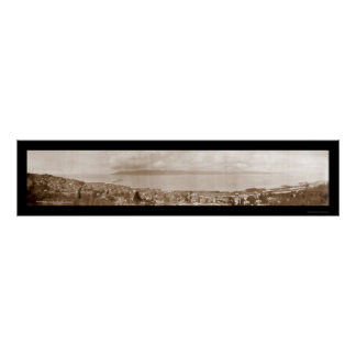 Astoria, O foto 1912 de Columbia Poster