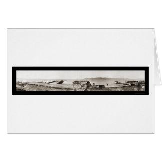 Astoria OR Shipping Photo 1915 Card