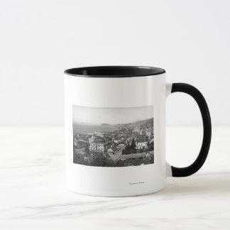 Astoria, Oregon Business Section and Waterfront Mug