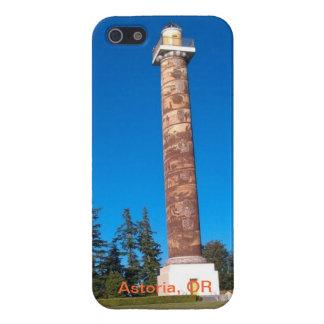 Astoria Oregon iPhone 5 Carcasas
