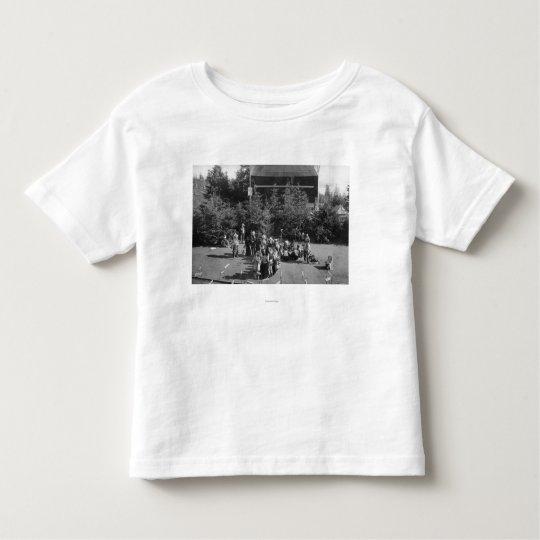 Astoria, Oregon Indian War Dance at Centennial Toddler T-shirt