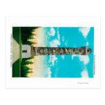 Astoria Pioneer ColumnAstoria, OR Post Card