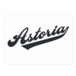Astoria Postcard