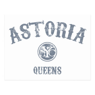 Astoria Postcard