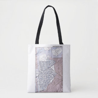 Astoria, Queens Community District Map Tote