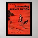 Astounding - 1955.10_Pulp Art Poster