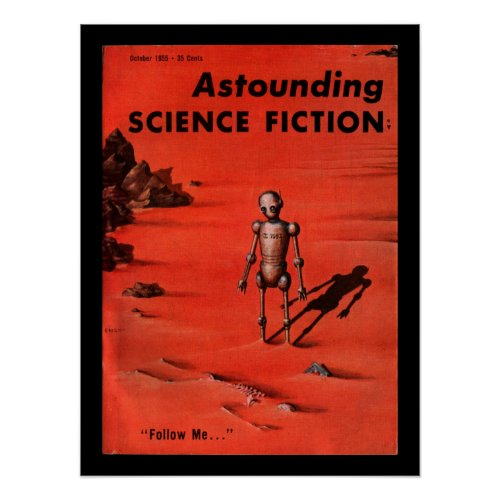 Astounding - 1955.10_Pulp Art