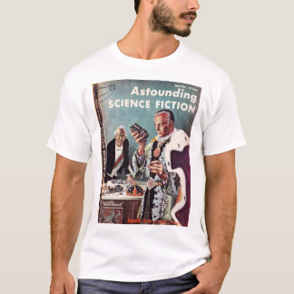 Astounding 1956-04_Pulp Art T-Shirt