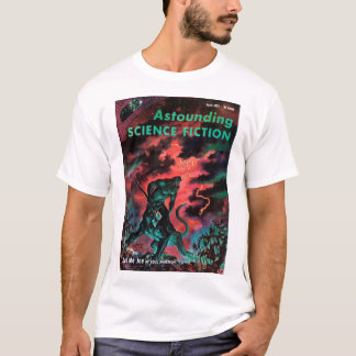 Astounding - 1957.04_Pulp Art T-Shirt