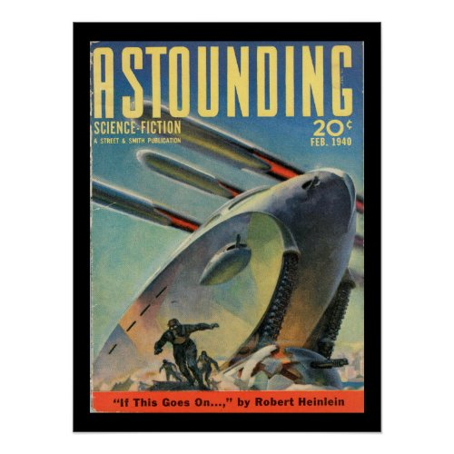 Astounding Science Fiction_ February 1940_Pulp Art