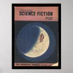 Astounding Science Fiction_ June 1949_Pulp Art Poster