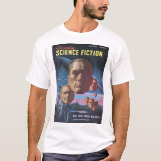 Astounding Science Fiction _June 1951_Pulp Art T-Shirt