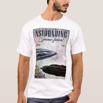 Astounding Science Fiction_ May 1945_Pulp Art T-Shirt