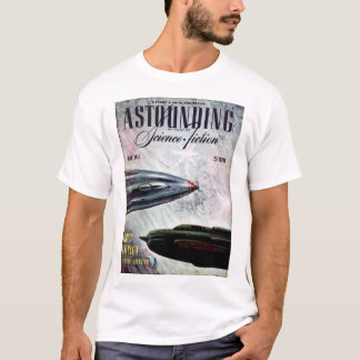 Astounding Science Fiction_ May 1945_Pulp Art T-Shirt