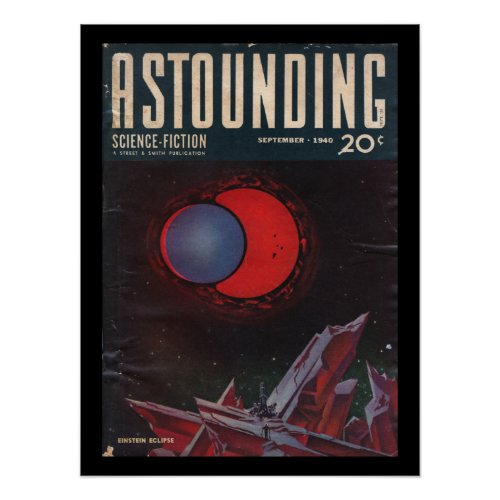 Astounding Science-Fiction, September, 1940_Pulp