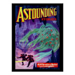 Astounding Stories - Feb 1936a_Pulp Art Poster