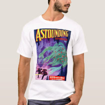 Astounding Stories - Feb 1936a_Pulp Art T-Shirt