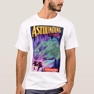 Astounding Stories - Feb 1936a_Pulp Art T-Shirt