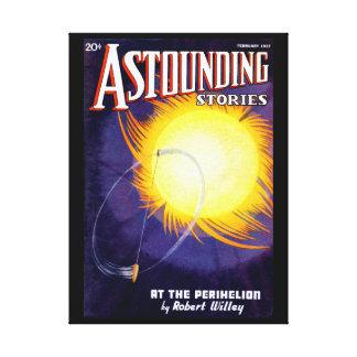 Astounding Stories - Feb 1937a_Pulp Art Canvas Print