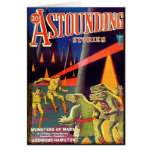 Astounding Stories of Super Science Apr 1931 Card