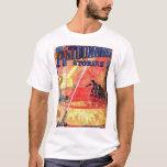 Astounding v010 n02 (1932-05.Clayton)_Pulp Art T-Shirt